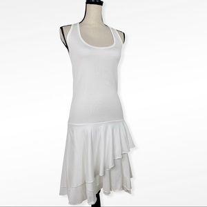Ralph Lauren Black Label White Tank Dress M